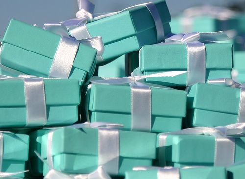 Tiffany Popular Gift Wrapping